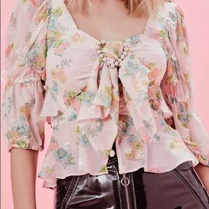 For love and lemons // Paradis Blouse
